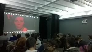 Projekcija filma Brazil (1985) u SKC Kragujevac 23. januar 2015.